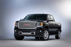 2014 sierra denali pairs high tech luxury and capability