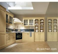 PVC Kitchen CabinetClassic Kitchen Cabinet Design From Foshan - Classic kitchen cabinet