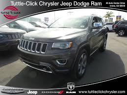 jeep crossover 2015 tuttle click chrysler jeep dodge of irvine orange county used
