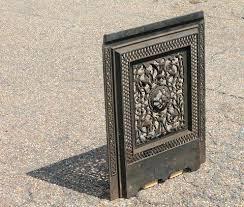 Fancy Fireplace by Cast Iron Fireplace Cover U2013 Breker