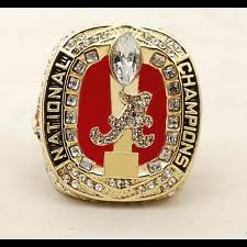 alabama class ring alabama chionship ring college ncaa ebay