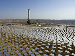 israel to build world u0027s tallest solar tower in symbol of renewable