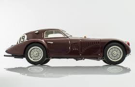 alfa romeo 8c 2900b 19 le mans by cmc model cars racing heroes