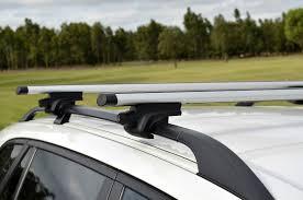 2010 Honda Odyssey Cross Bars by Volkswagen Golf Mk6 Wagon 2010 14 Roof Rack Cross Bar Alloy