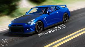 nissan gtr gta v nissan gtr r35 add on replace gta5 mods com