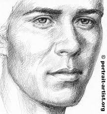 how to draw the face portrait art tutorials lessons on portrait