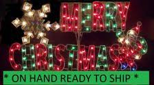lighted merry christmas yard sign 6 foot metal holly merry christmas yard sign outdoor holiday display