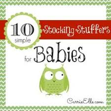 the best stocking stuffers for babies stocking stuffers