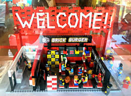 brick burger where everything is awesome living in the moment