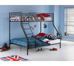 Bunk Bed Argos Buy Home Lucas Metal Bunk Bed Frame Black At Argos Co Uk