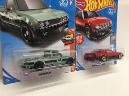 skyline nissan 2018 lot of 2 wheels 2018 datsun 620 u0026 82 nissan skyline r30