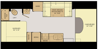 winnebago floor plans class c class c rv floor plans best of fleetwood tioga ranger rv dealer