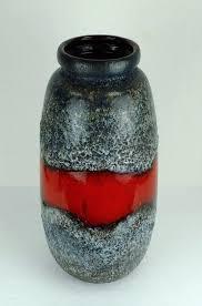 Large Brown Floor Vase Gorgeous Red Floor Vase 110 Red Floor Standing Vase Red And Brown