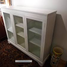 Glass Bookcases With Doors by White Bookcase With Glass Doors Awesome Bookcase Doors White Amp