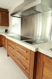 modern walnut kitchen kitchen decorating walnut effect kitchen gloss kitchens walnut