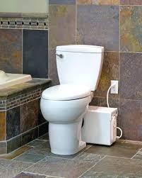basement glamorous saniflo basement bathroom systems pictures