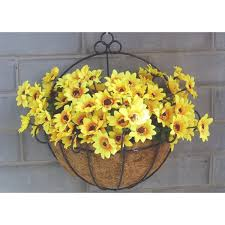 winsome wall hanging baskets for plants ncyp flower basket wall