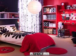 simple stairs design ikea kids bedroom ideas two round polka dots
