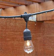 how to hang patio lights on stucco home design ideas