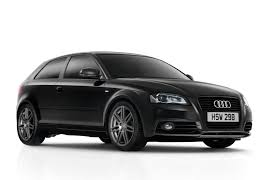 2 door audi a3 audi a3 and tt ranges update black is the white for the audi a3