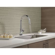 kitchen unusual delta fixtures touchless kitchen faucet grohe
