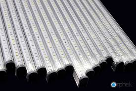 t5 lighting fixtures for aquariums orphek crams t5 tubes full of leds aquanerd
