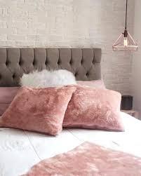 chambre grise et poudré chambre grise et poudre chambre gris et coussis