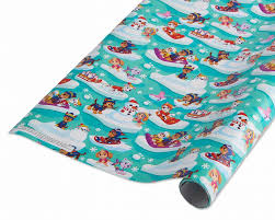 wrapping paper paw patrol 20 total sq ft shop