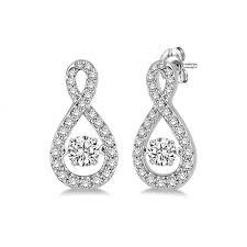 teardrop diamond earrings teardrop diamond drop earrings