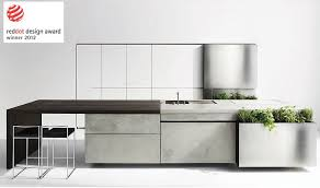 the concrete kitchen by martin steininger wins the 2012 red dot