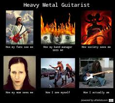 Heavy Metal Memes - heavy metal memes heavy metal guitarist what people think i do