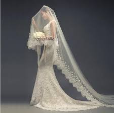 wedding veils for sale ivory bridal veils american tulle 3m cathedral length