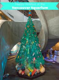 christmas swims into the vancouver aquarium