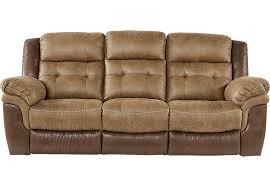 Sofa Chair Recliner Montiglio Brown Reclining Sofa Reclining Sofas Brown