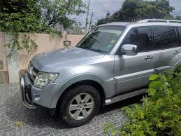 mitsubishi car 2008 2008 mitsubishi pajero for sale in kingston jamaica kingston st