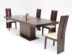 Extending Dining Table And Chairs Extendable Dining Table 84 Modern Dining