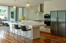 100 kitchen island with breakfast bar and stools 100 l