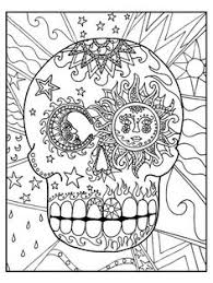 skull butterfly coloring tearingcookie deviantart
