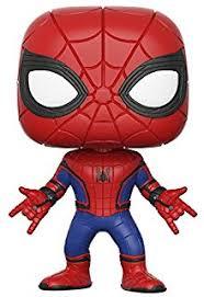 amazon funko pop marvel civil war hawkeye spiderman iron