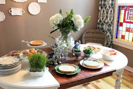 Buffet Style Dinner Party Menu Ideas by 10 Simple Tips For Hosting Festive Parties The Inspired Room