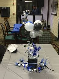 black and blue party party decoration extreme pinterest blue