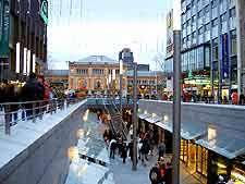 Shopping In Germany Hanover Shopping Hanover Lower Saxony Germany