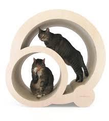 Cardboard Cat Scratcher House Miglio Design Cardboard Cat Scratchers