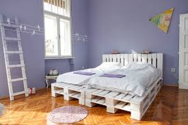 Pallet Platform Bed with Platform Bed Ideas