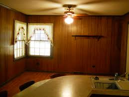 Paint Wood Paneling White Wood Paneling And Wood Floors Wood Flooring