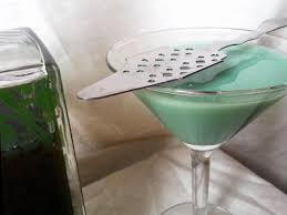 martini grasshopper green russians cause pam poovey does it absinthe and milk
