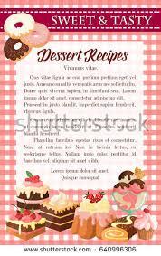 bakery menu stock images royalty free images u0026 vectors shutterstock
