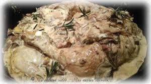 la cuisine de mes envies poulet a la forestière ma cuisine salée mes envies sucrées