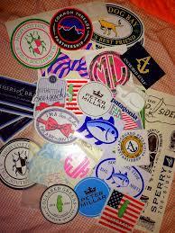 preppy decals prep stickers preppy brands preppy brands