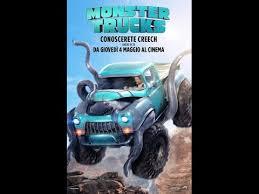 monster trucks trailer ita hd